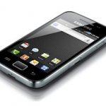 Gratis Samsung Galaxy Ace Smartphone bij een Sim Only abonnement