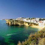 goedkope vakantie aanbieding Portugal Albufeira Carvoeiro 150x150 DagDeal Vliegvakantie Portugal, Albufeira, met appartement, van € 429.  voor € 199.  Outlet Deal