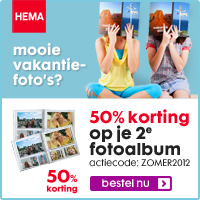 Hema Korting Fotoalbums