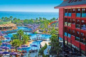 aanbiedingen ultra all inclusive vliegreizen Turkije vijf sterren hotels