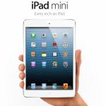 25% korting op abonnement en gratis de nieuwe iPad Mini cadeau