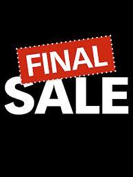 Finale Sale Bijenkorf