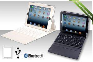 aanbieding iPad beschermhoes en toetsenbord in 1 300x200 Aanbieding iPad & Samsung Galaxy tab beschermhoes, toetsenbord, standaard in één, 58% korting, van € 59.95 voor € 24.99