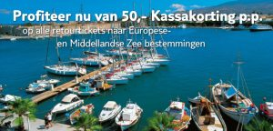 50 euro korting vliegtickets arkefly 300x144 € 50.  Korting per persoon op Vliegtickets Europese en Middelandse Zee bestemmingen