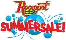 Roompot Summer Sale aanbiedingen hoogseizoen 2013 Summer Sale Roompot Vakantieparken, vanaf € 151.  in het Hoogseizoen