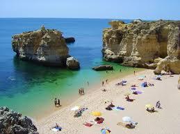 aanbiedingen goedkope vliegvakanties Albufeira Algarve Portugal 2013