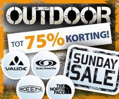 online uitverkoop outdoor kleding en schoenen tot 80 procent korting alleen zondag 18 augustus