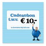 Gratis Bol.com cadeaukaart twv 10 euro bij Veronica Magazine abonnement met korting