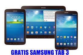 gratis Samsung Galaxy Tab 3 bij overstappen energieleverancier