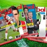 8 keer Voetbal International op uw deurmat voor maar 11 Euro en bovendien kans op een voetbalreis naar El Clásico