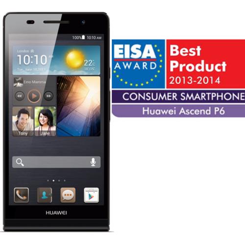 Gratis Huawei Ascend P6 en 24 maanden korting op abonnnement