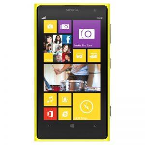 Gratis de nieuwste Nokia Lumia 1020