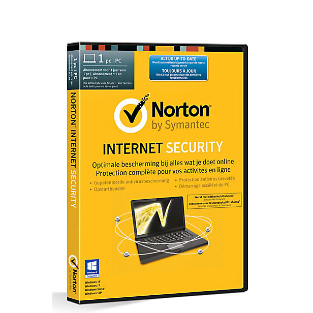 online uitverkoop Norton Internet Security 2014 3 pcs met hoge korting