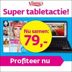gratis tablet pc bij Veronica Magazine abonnement 300x300 Gratis Tablet PC bij Veronica Magazine jaarabonnement