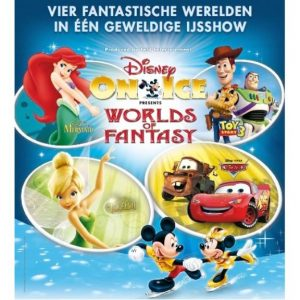 korting Disney on Ice 2013