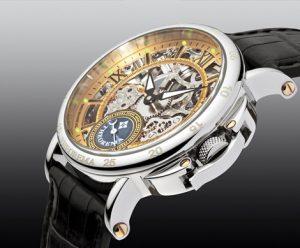 online uitverkoop merk horloges Theorema Casablanca horloge 80 procent korting Groupon