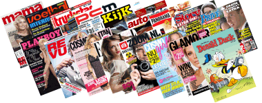 tijdschriften Aanbiedingen proefabonnementen tijdschriften en kranten & gratis Roompot Vakantiecheque t.w.v. € 100.