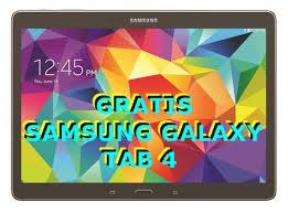 gratis Samsung Galaxy Tab 4 bij overstappen alles in 1 pakket internet hd tv bellen Ziggo