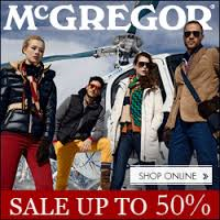 Online Winter Sale McGregor 2014