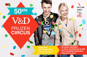 prijzen Circus folder VenD online bekijken 2015 Prijzen Circus folder V&D online bekijken