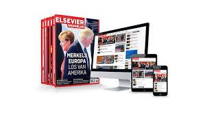 aanbiedingen Elsevier abonnementen met korting Aanbieding Elsevier proefabonnement, 4 weken, 58% korting , van € 23.80 voor € 10.  (stopt automatisch)