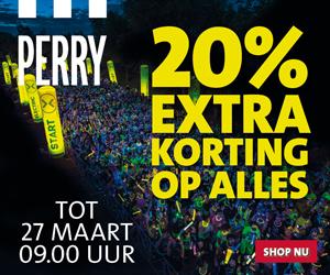 extra korting bovenop de uitverkoop Perrysport koopavond 20% Extra korting bovenop de uitverkoop Perrysport & 2e artikel € 1.  (van 17.00 uur tot 09.00 uur)