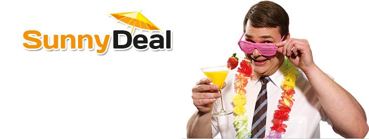 hoge korting vliegvakanties tijdens Sunny Deals Corendon Reizen