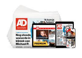 aanbiedingen AD abonnementen met korting Aanbieding Algemeen Dagblad abonnement met 34% korting & gratis Samsung Galaxy Tab 3 cadeau