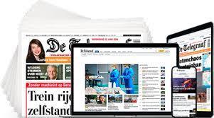 aanbiedingen de Telegraaf abonnementen met korting Aanbieding Telegraaf WK proefabonnement, 79% korting, 6 weken van € 93.90 voor € 19.95 (Stopt Automatisch)
