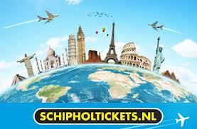 kortingscode Schipholtickets € 10.- extra korting vaderdag 2014