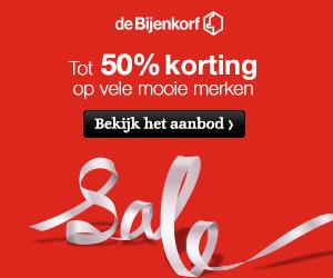online Sale de Bijenkorf 2014