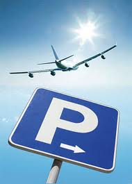online aanbieding korting parkeren Schiphol airport