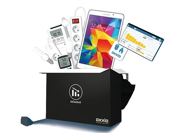 gratis Samsung Galaxy Tab 4 16GB WiFi en lage energie tarieven bij overstappen energie leverancier Oxxio