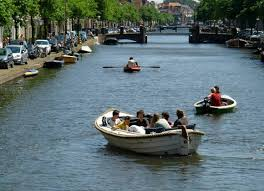 online aanbieding korting sloep varen Amsterdam of Utrecht
