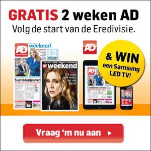 gratis 2 weken Algemeen Dagblad stopt automatisch