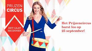 V&D Prijzen Circus folder online bekijken