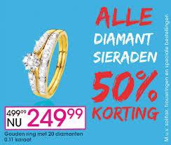 online uitverkoop Lucardi 50 procent korting op zilveren en diamanten sieraden