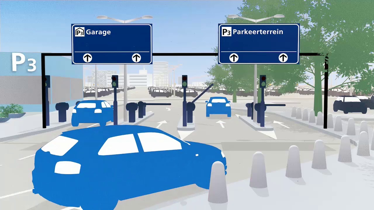 aanbiedingen hoge korting airport parking Schiphol