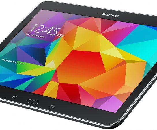 Aanbieding Samsung Galaxy Tab 4, 10.1 16 GB WiFi, hoge korting, voor € 218.  & gratis verzending